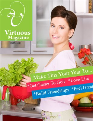 Virtuous Magazine Jan/Feb 2013
