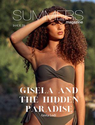 Summers Magazine Volume 59 Featuring Greta Lodi