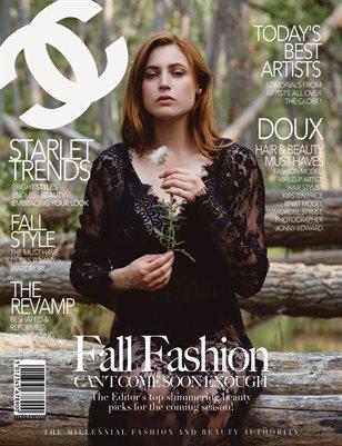 COCO Fashion Magazine - The Fall Fashion Preview - Vol.2