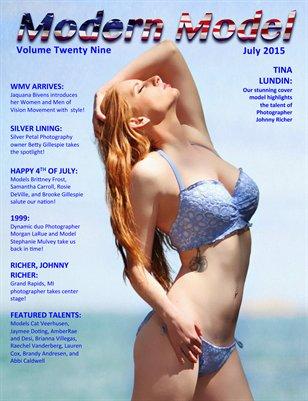 Modern Model July 2015