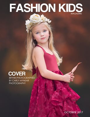 Fashion Kids Magazine | OCTOBER 2017 FALL