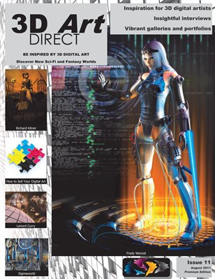 3D Art Direct Issue 11