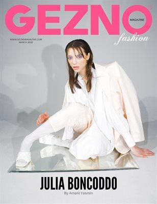 GEZNO Magazine March 2020 Issue #04