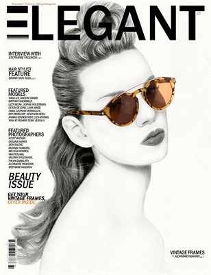 Beauty Book #2 (April 2014)