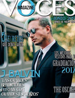 Voces Magazine Edición Junio 2017