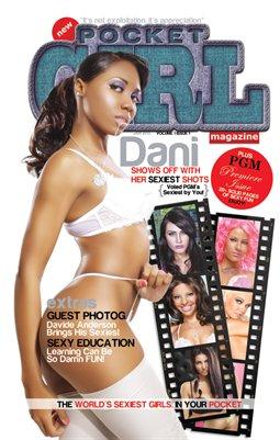 Pocket Girl Magazine Issue 001