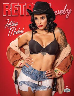 Retro Lovely No.120 – Fatima Mechal Cover