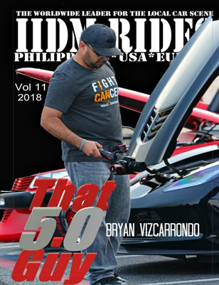 IIDM RIDES Vol 11 2018 (Bryan)