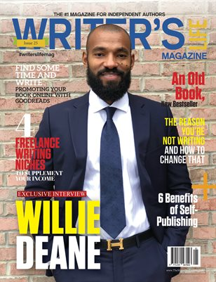 Writer's Life Magazine | Issue 25