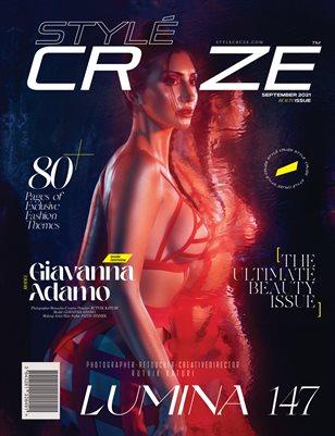 SEPTEMBER 2021 Issue (Vol: 147) | STYLÉCRUZE Magazine