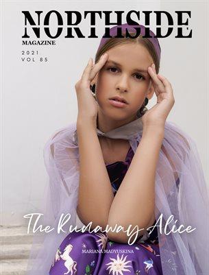 Northside Magazine Volume 85 Featuring Mariana Madyuskina