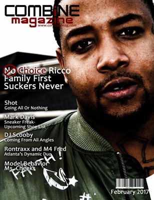 COMBiNE Magazine February 2017