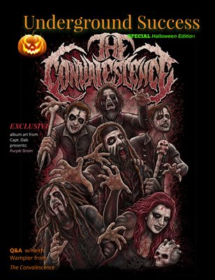 Underground Success Magazine Halloween Edition