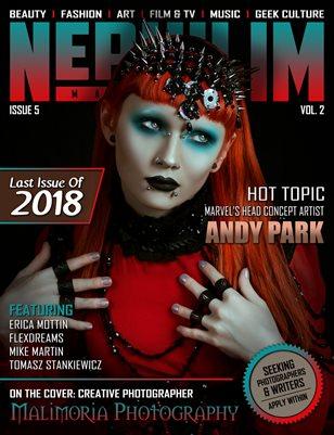 Nephilim Magazine #5 (Vol. 2)