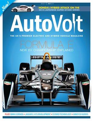 AutoVolt Magazine - July 2014
