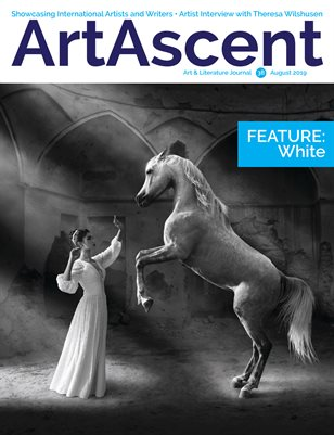 ArtAscent V38 White August 2019