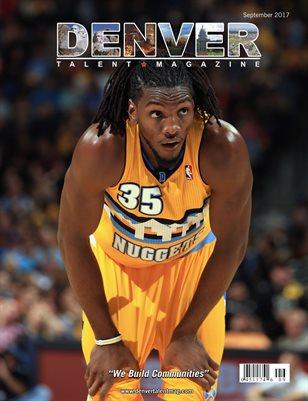 Denver Talent Magazine September 2017 Edition
