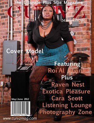 May/June 2012 issue of Curvz Magazine