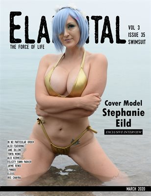 EVM3 March 2020 Swimsuit Issue