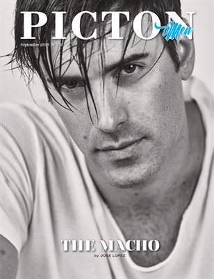 Picton Magazine SEPTEMBER  2019 N258 MEN Cover 2