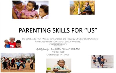 "PARENTING SKILLS FOR ""US"""