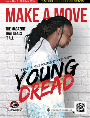 Make A Move Magazine issue2