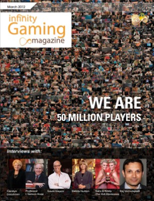 Infinity Gaming Magazine march 2012