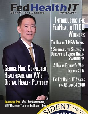 Winter 2017 FedHealthIT Magazine