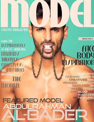 Model Citizen Magazine Issue 12