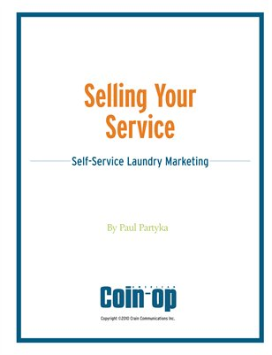 Selling Your Service: Self-Service Laundry Marketing