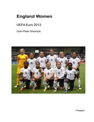 England Women ~ UEFA European Championship 2013