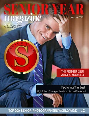 SENIOR YEAR MAGAZINE - PREMIER ISSUE - L-Z - VOL 2