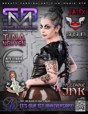 Strange Beauty Magazine #7 (Cover 1)