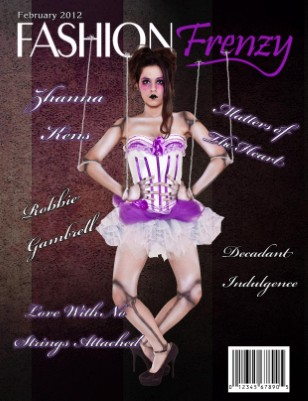 Fashion Frenzy Magazine - Feb 2012 Issue