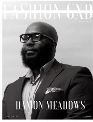 "Fashion Gxd Magazine ""Damon Meadows"""
