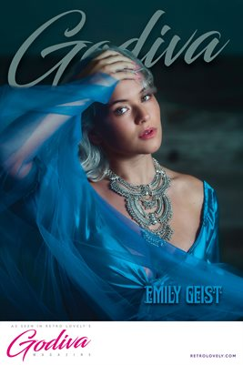 GODIVA No.23 – Emily Geist Cover Poster