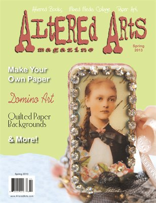 Altered Arts magazine issue 10:1