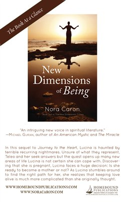 New Dimensions of Being | Book at a Glance