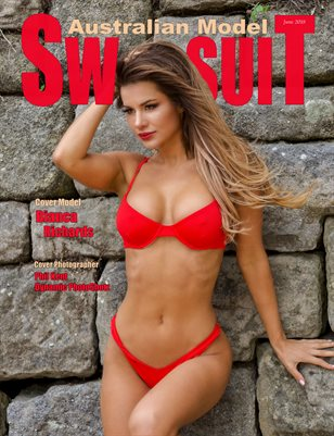 Australian Model Swimsuit magazine June 2018 issue