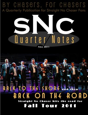 SNCQN 1.2 -- Back to the Shore and then Back on the Road