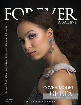FOREVER Model Magazine ISSUE 20