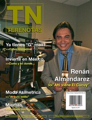 Renan Almendarez... Ahi viene el Cucuy