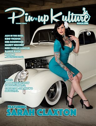Pinup Kulture Magazine Volume 2, Issue 9