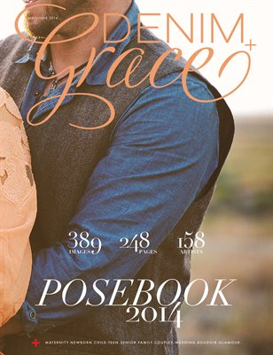 2014 Posebook, Issue 10 | Denim+Grace Magazine