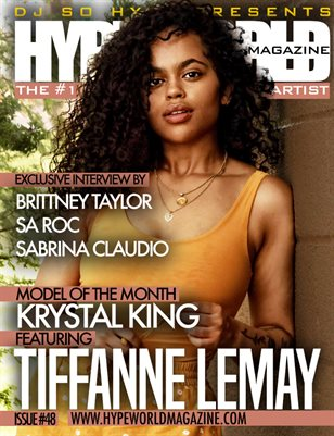 HYPE WORLD MAGAZINE ISSUE #48