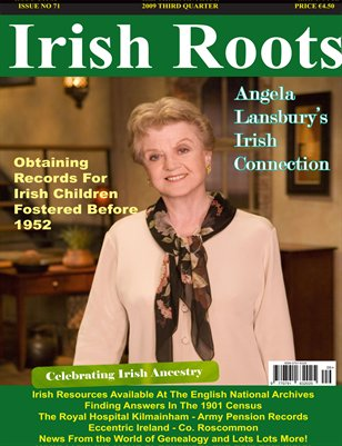 Irish Roots Magazine - Issue No 71