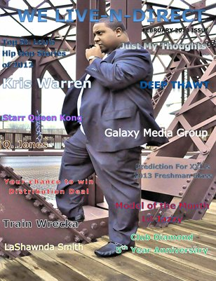 We Live-N-Direct February Issue