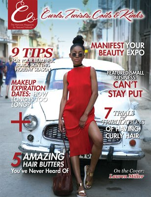 Curls, Twists, Coils & Kinks Magazine November/December 2016