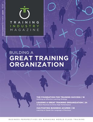 September/October 2020 | Building A Great Training Organization