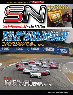 NASA SPEED NEWS JUNE 2015